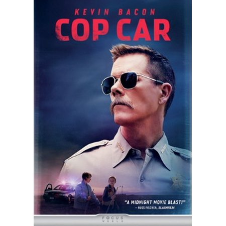 Cop Car (DVD) (Fell In Love In A Cop Car)