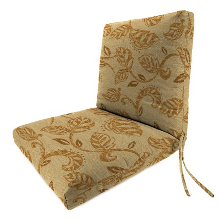Jordan Manufacturing Sunbrella 44 x 22 in. Dining Chair Cushion