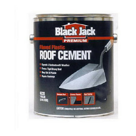 Gal Fibplas Roof Cement Pack Of 6 Walmart Com
