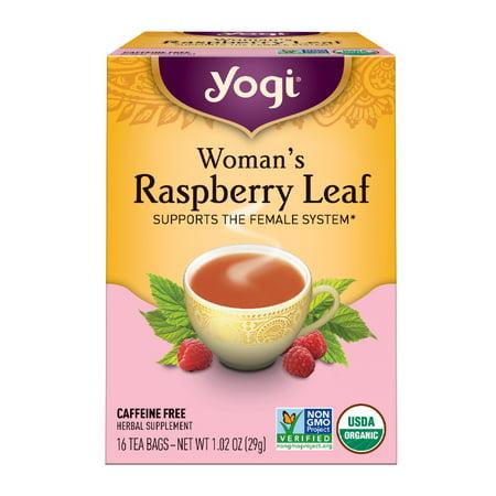 (6 Boxes) Yogi Tea, Woman