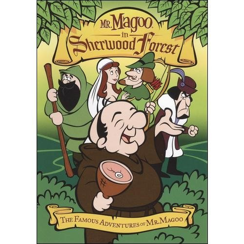 Mr. Magoo in Sherwood Forest [DVD]