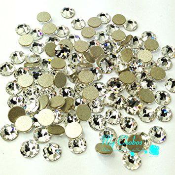 - 1440 pcs (Factory Pack) Crystal (001) clear Swarovski NEW 2088 Xirius 16ss Flat backs Rhinestones 4mm ss16