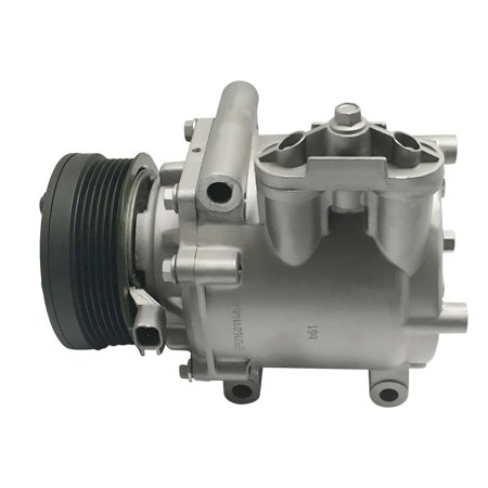 RYC Remanufactured AC Compressor and A/C Clutch GG542 Fits Ford Explorer 4.0L and Mercury Mountaineer 4.0L 2002, 2003, 2004, 2005 2002 Mercury Mountaineer Manual