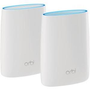 NETGEAR ORBI HIGH-PERFORMANCE AC3000 TRI-BAND WIFI SYSTEM (Orbi Ac3000 High Performance Tri Band Wifi System)