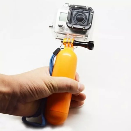 GoPro Compatible Floating Hand Grip
