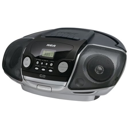 RCA Boombox with CD Player