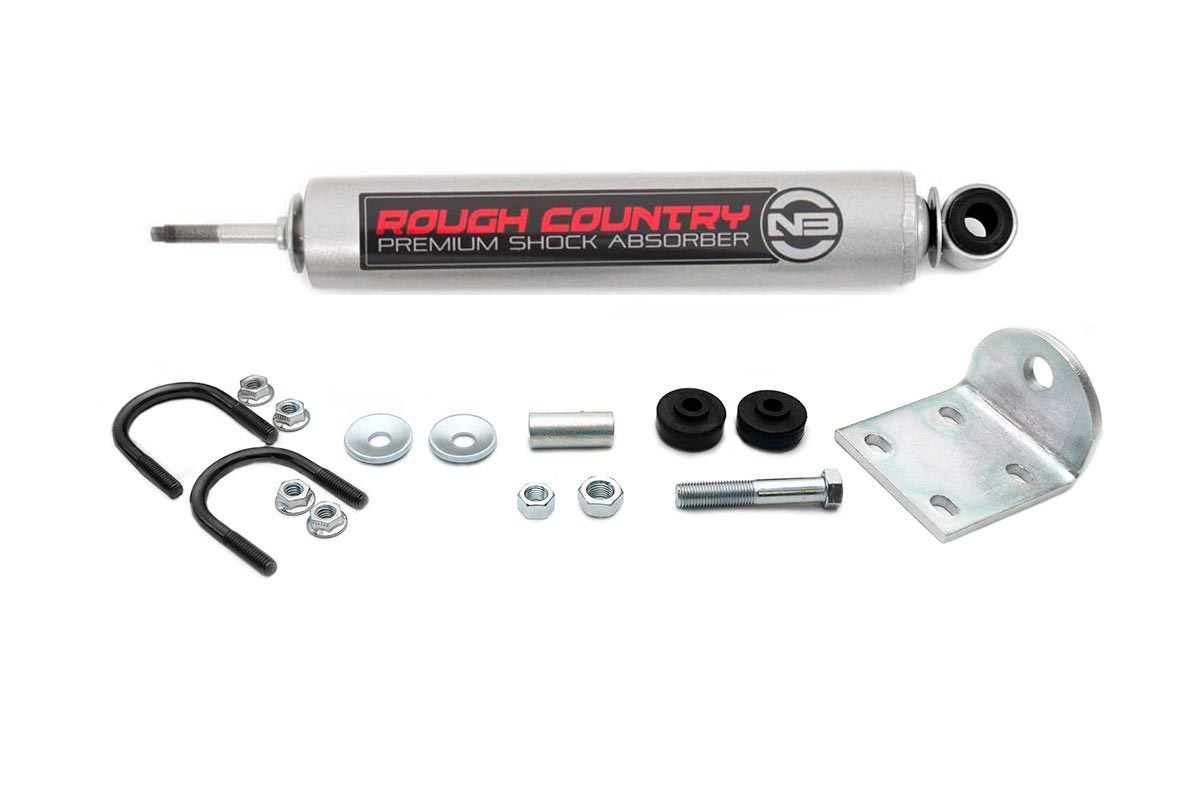 Rough Country N3 Steering Stabilizer (fits) 1999-2004 ...