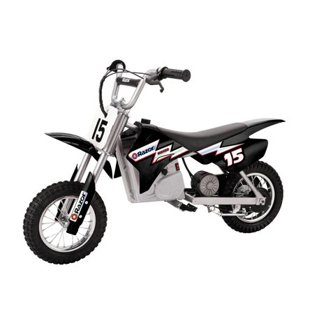 Razor MX400 Dirt Rocket Electric Motorcycle Bike - Black