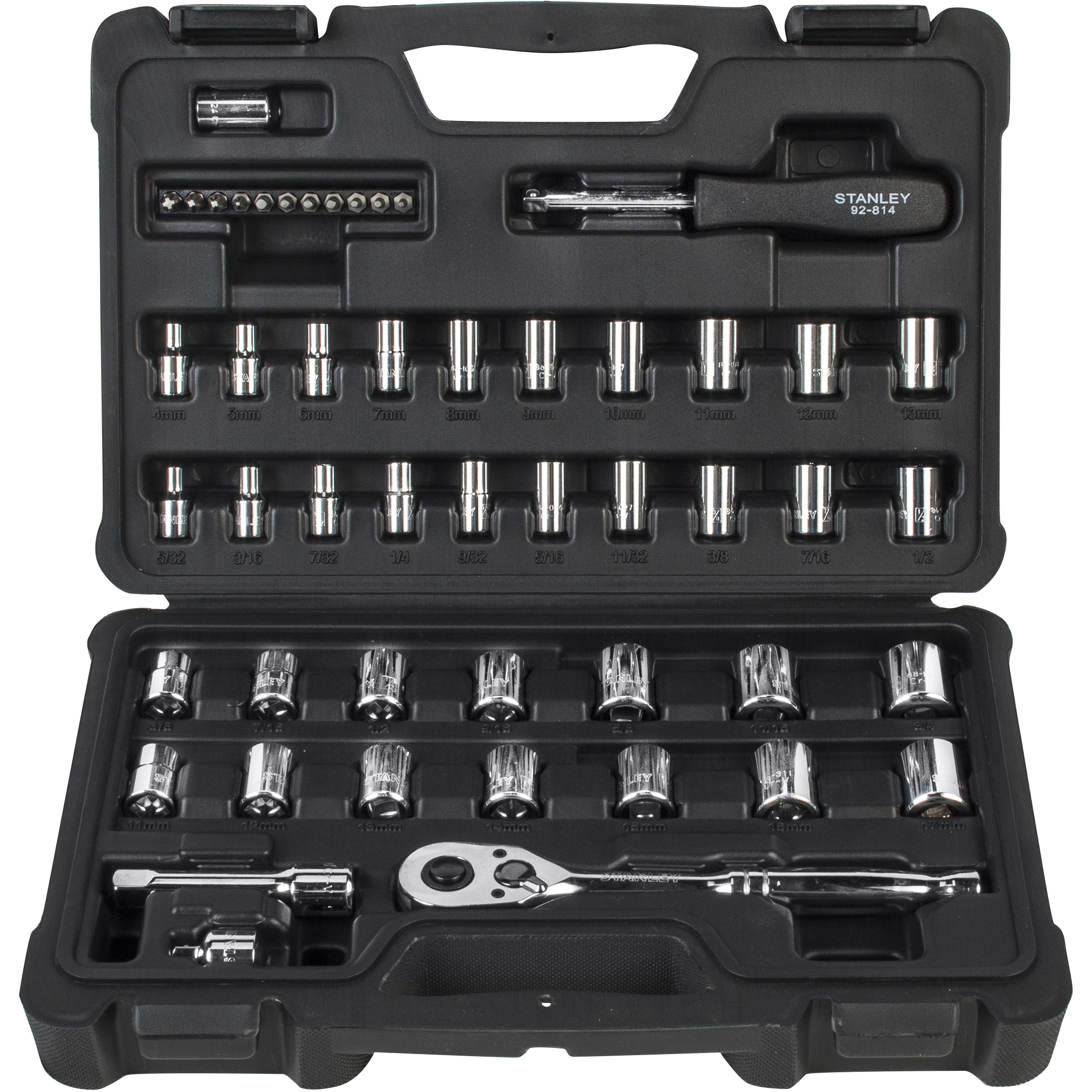 Stanley STMT80758 50pc Mechanic's Tool Set