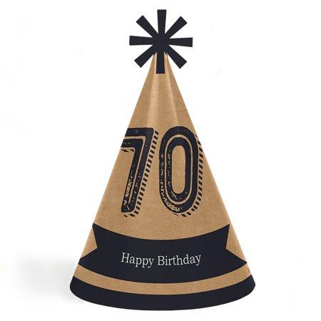 70th Milestone Birthday