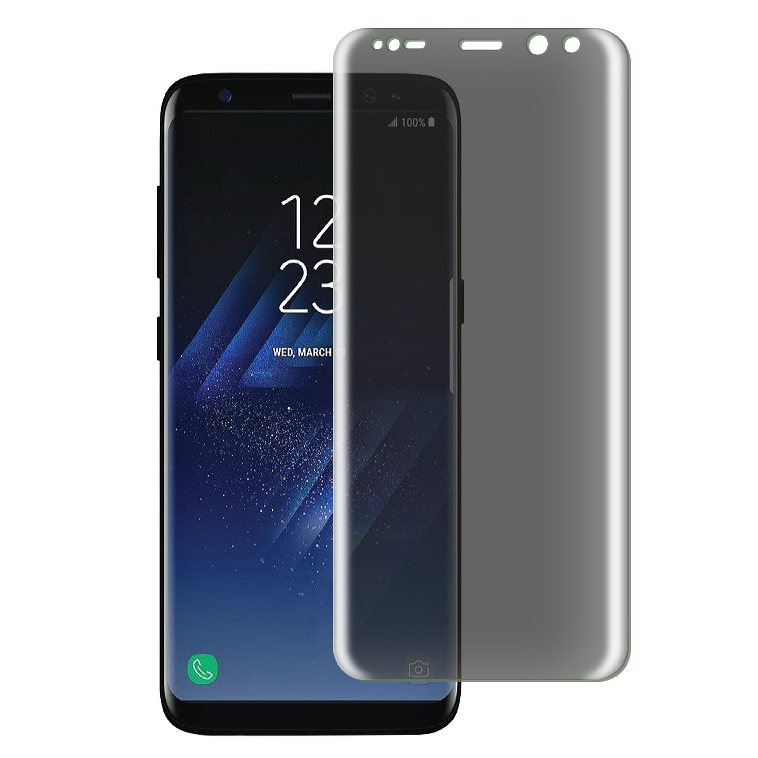 cell phone spyware for galaxy s8+