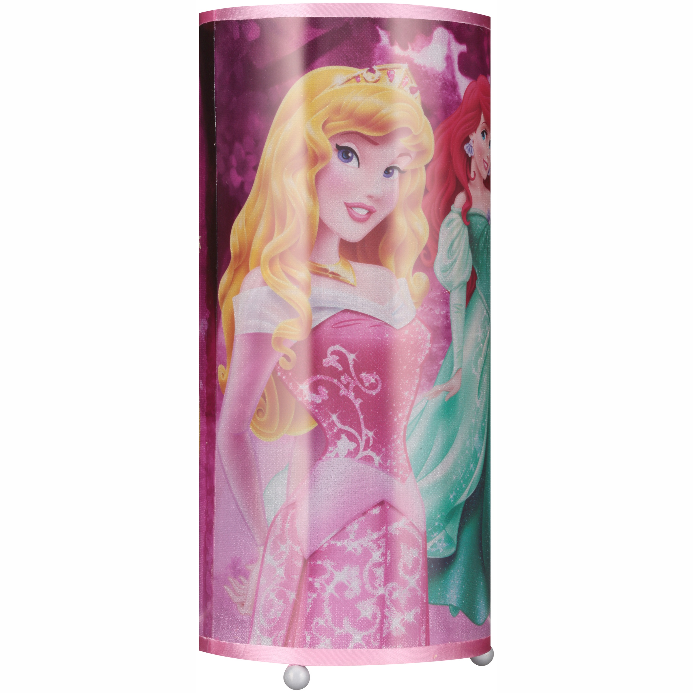 Disney Princess�Light Up�Glitter Table Lamp by Idea Nuova Inc.