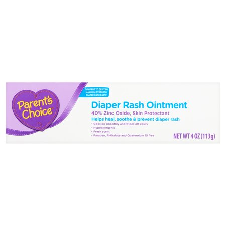 Parent's Choice érythème fessier pommade, 4 oz