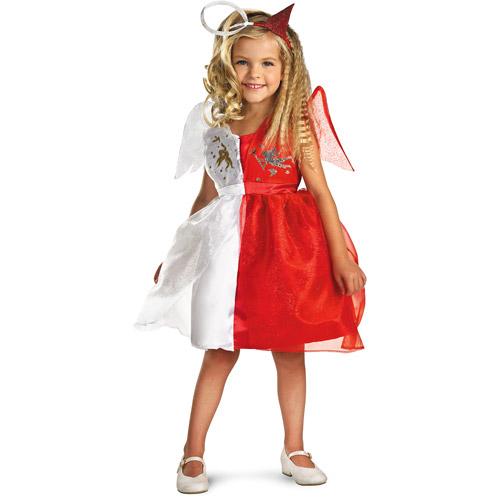 Devilish Angel Toddler Halloween Costume - Walmart.com
