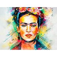 Frida Kahlo - CANVAS OR PRINT WALL ART