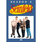 Seinfeld: Season 5 (DVD) by SONY HOME PICTURES ENT.