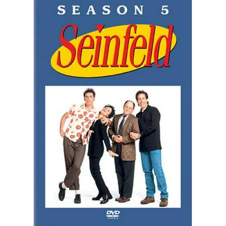 Seinfeld: Season 5 (DVD) (Seinfeld Elaine)