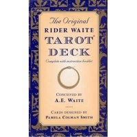 The Original Rider Waite Tarot Deck (Cards)