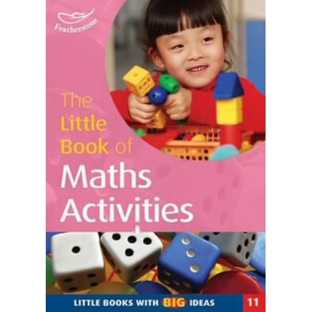 The Little Book Of Maths Activities  Little Books With Big Ideas  Little Books   Paperback