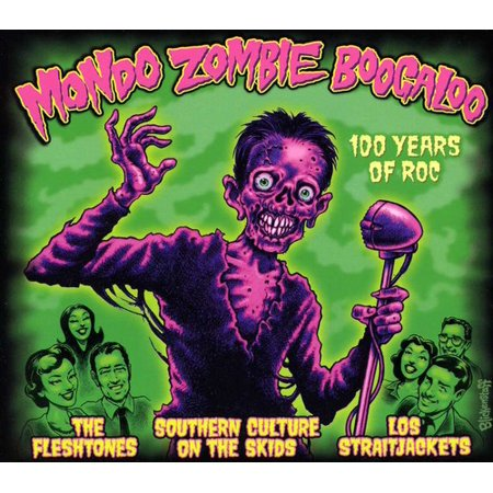 Mondo Zombie Boogaloo (Digi-Pak) - Rob Zombie Halloween Music