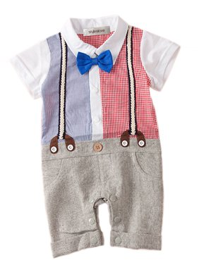 efddb8280475 Red Baby Boys Clothing - Walmart.com