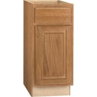 Interline 2478209 15 x 24 in. Hampton Base Cabinet, Oak