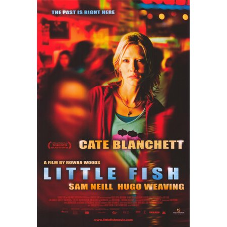 2005 Fish - Little Fish - movie POSTER (Style A) (11