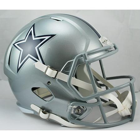 Dallas Cowboys Deluxe Replica Speed Helmet for $<!---->