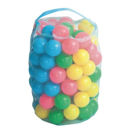 UP IN & OVER Splash & Play 100 Play Balls, 100 heavy duty, extra durable plastic balls By (Best Way To Make Extra Money On The Side)