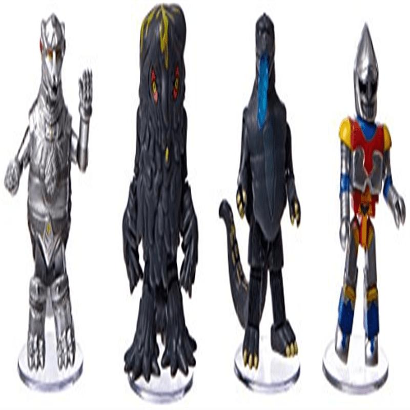 Diamond Select Toys Godzilla Classic Minimates Series 2 Box Set