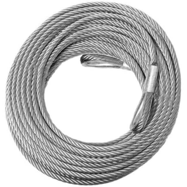 COME-ALONG WINCH Replacement CABLE - 5/16 X 50 (9 800lb strength) (VEHICLE RECOVERY) - image 1 of 1