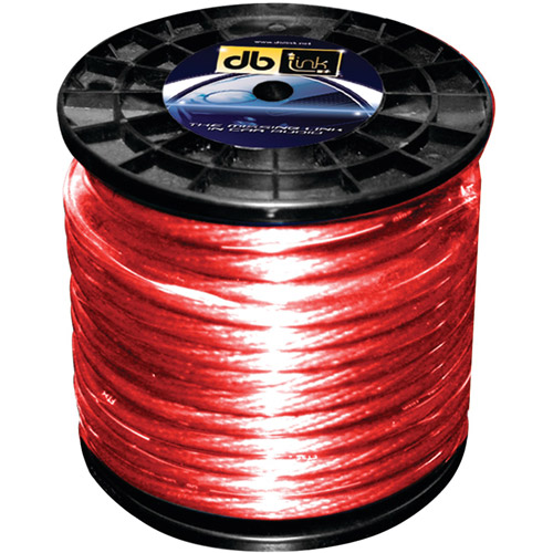 db Link Pw0bl50z 0-Gauge 50' Power Wire, Blue