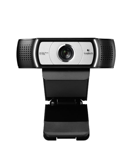 Logitech 960-000971 C930e 1080p Hd Webcam Perp Uc Certified W  H.264 svc Uvc 1.5 by Logitech