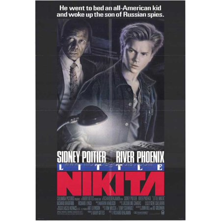Little Nikita POSTER Movie Mini Promo