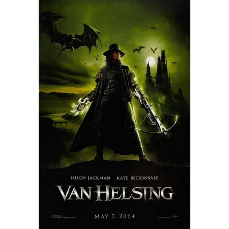 Hellsing Poster - Van Helsing - movie POSTER (Style D) (27