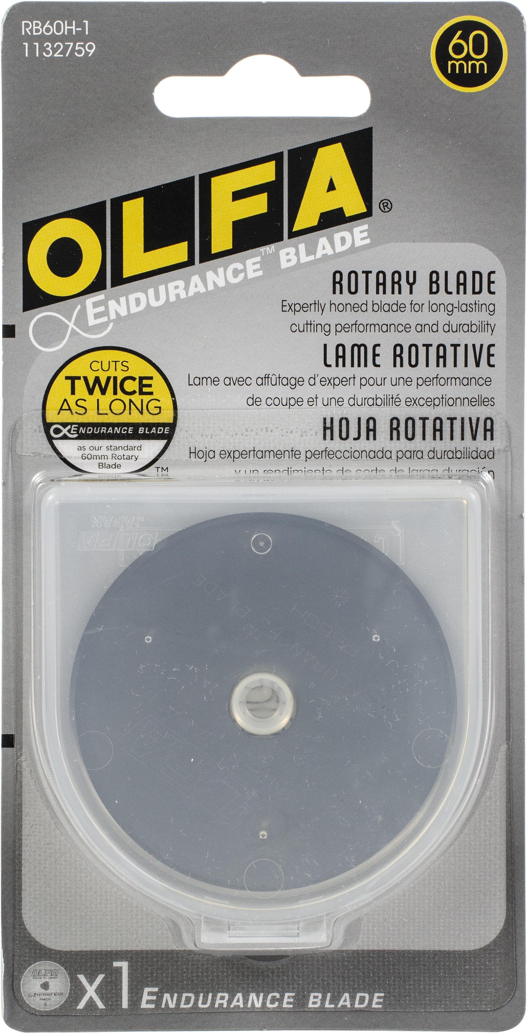 Olfa Endurance Rotary Blade Refill 60Mm
