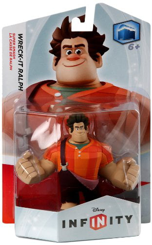 Disney Infinity Figure Wreck-It Ralph by Disney