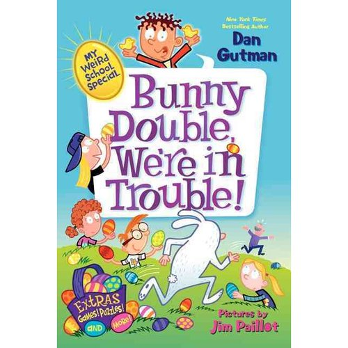 Bunny Double, We're in Trouble!
