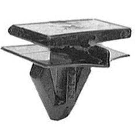 Clipsandfasteners Inc 15 Rocker Panel Moulding Clip For GM 10443956 Impala Lumina Monte Carlo