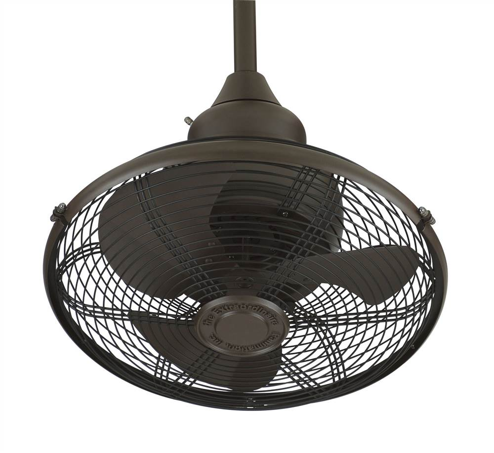 Extraordinaire Ceiling Fan in Oil-Rubbed Bronze
