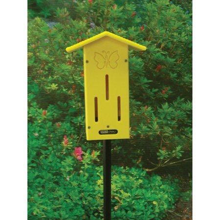 Birds Choice Pole Mounted Butterfly House