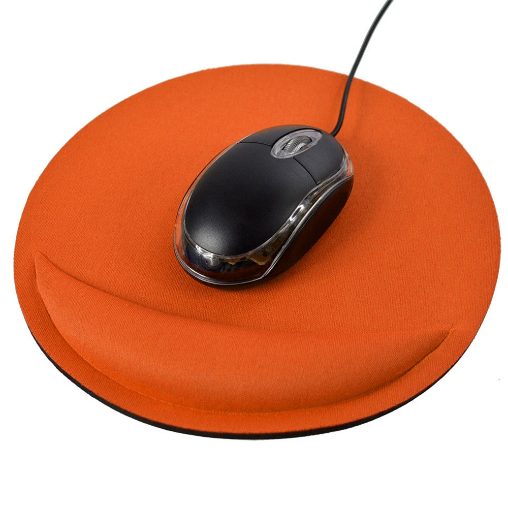 Gel Wrist Rest Support Game Mouse Mice Mat Pad for Computer PC Laptop Anti Slip