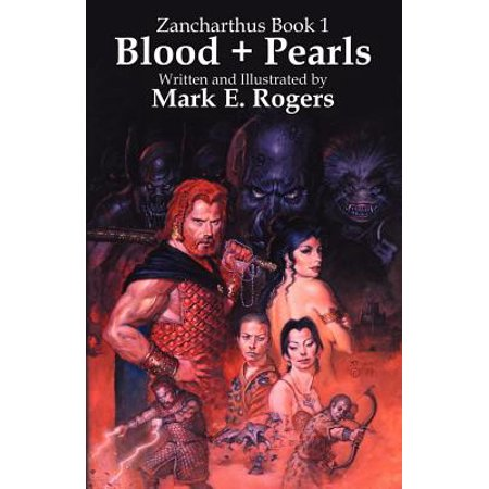 Blood + Pearls by