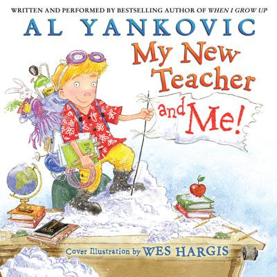 My New Teacher and Me! - Audiobook