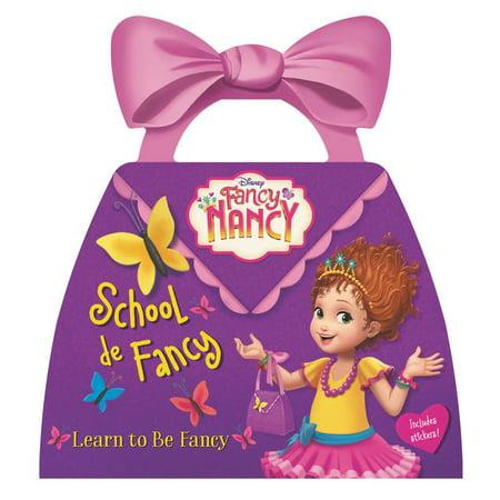 School De Fancy (Board Book) - Comic Book Fancy Dress