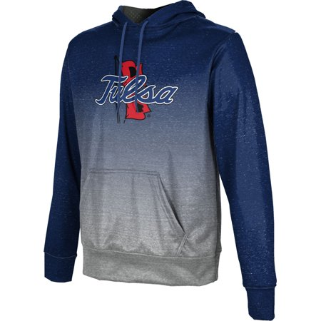 ProSphere Men's University of Tulsa Ombre Pullover - Adult Stores Tulsa