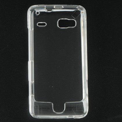 Hard Crystal Case for HTC T-Mobile G2 - (Crystal Mobile)
