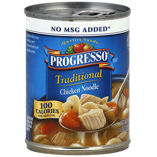 ***Discontinued by Kehe 09_11***Progresso Traditional Chicken Noodle Soup, 19 oz (Pack of 12)