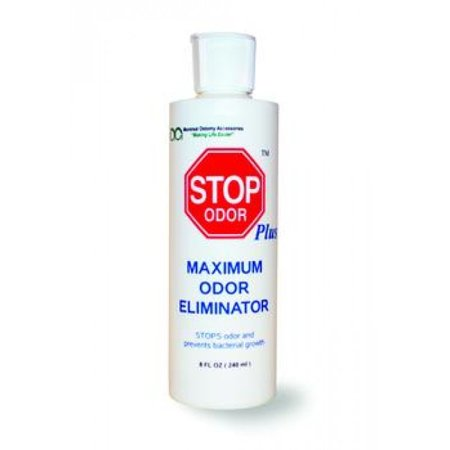 Stop plus ostomy pouch deodorizer 8 oz. part no. stop-8 (1/ea) 8 Oz Ostomy Pouch Deodorizer
