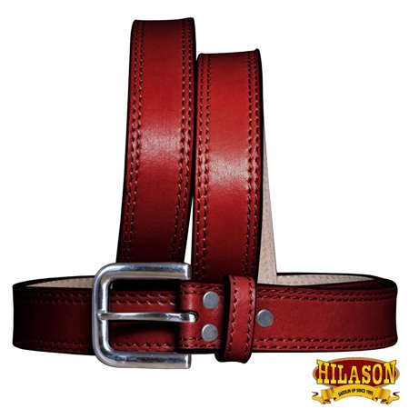 HILASON HEAVYDUTY WESTERN LEATHER MENS CONCEALED CARRY GUN HOLSTER BELT 30